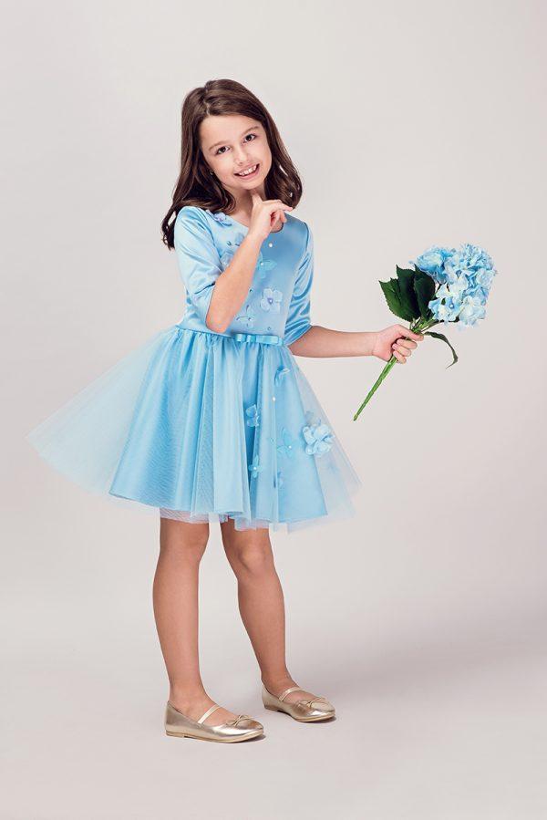rochie fata 12 ani
