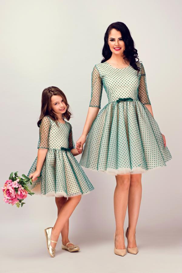 rochii mama-fiica