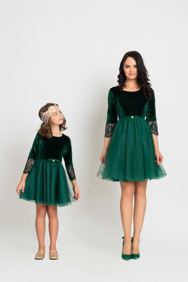 rochie mama fiica