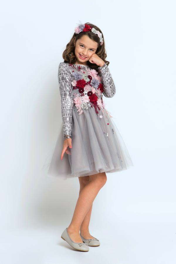 rochie fetite 9 ani