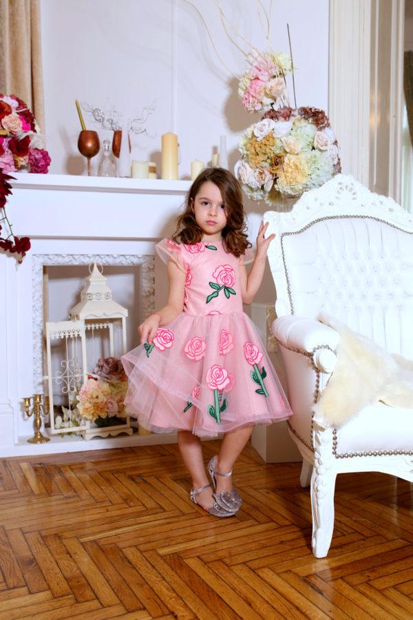 rochii fetita 6 ani
