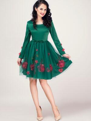 rochie dama Green Fairy