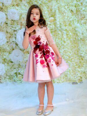 rochie fetita Royal Taffeta