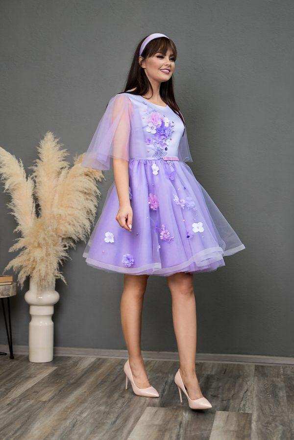 Rochie de seara Lavender Dress