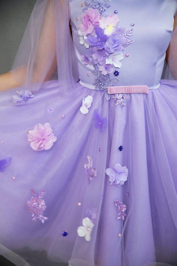 Rochie eleganta Lavender Dress