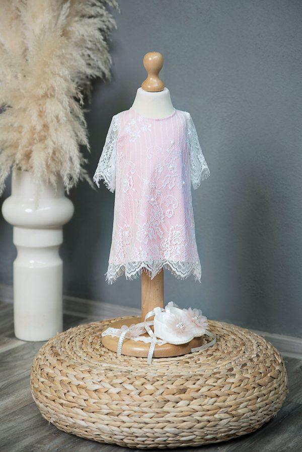 Rochie botez Pearl Dress